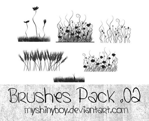 Brushes Pack .02 free
