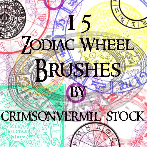 Zodiac Wheels Brush