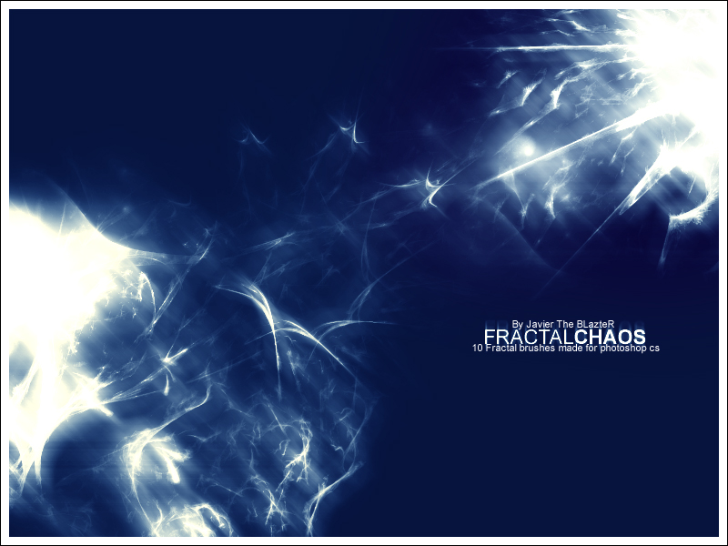Fractal Chaos Brushes free