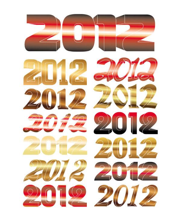 2012 creative fonts 1