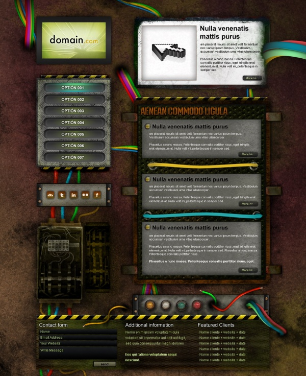 Circuit board creative website