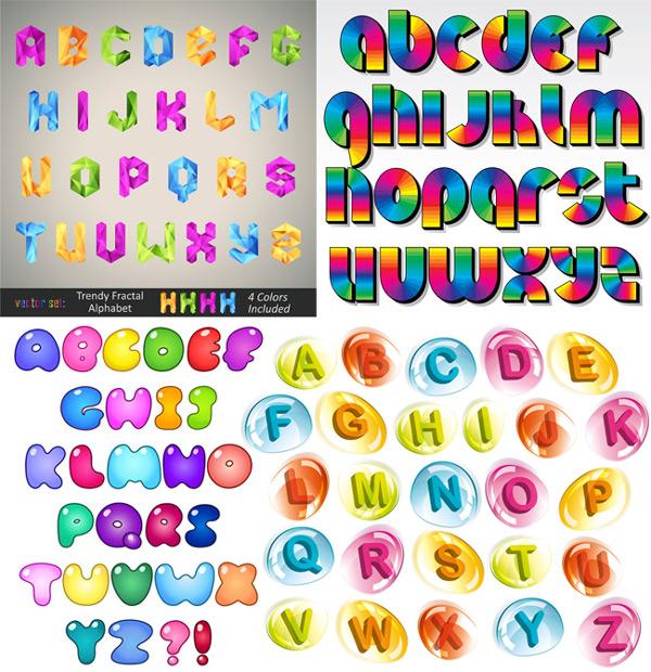 Creative letter design