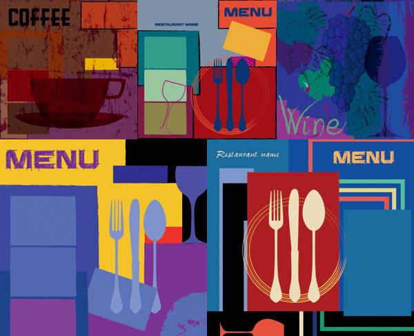 Creative menu design