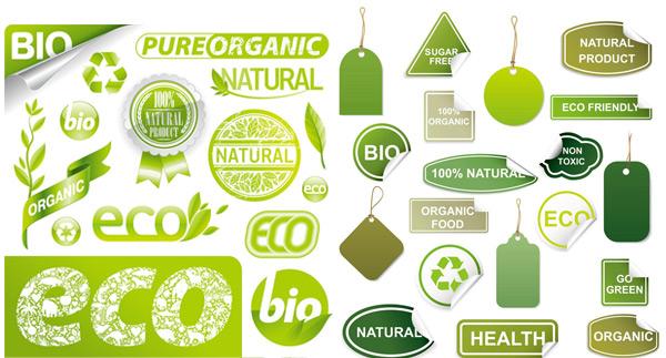 Green eco-labels