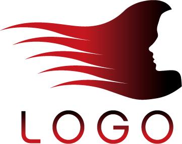 Salon logo templates