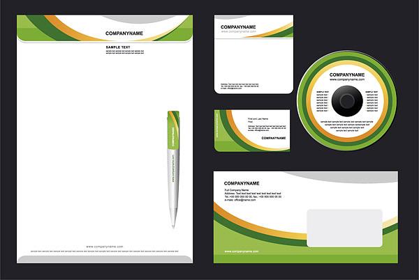 Simple enterprise VI templates