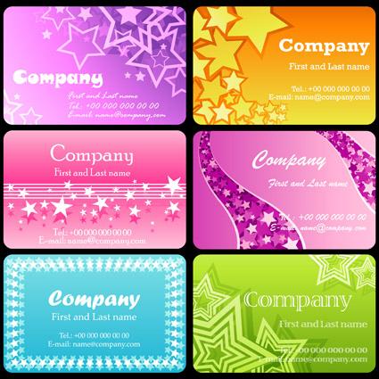 Stars main card