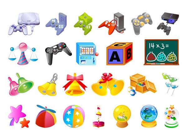 Vector toys 4