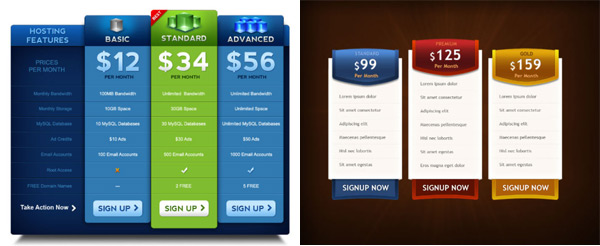 Price List Templates Designer Price Chart Template Psd Price List