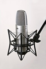 Recording microphone PSD