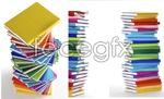 Various books PSD