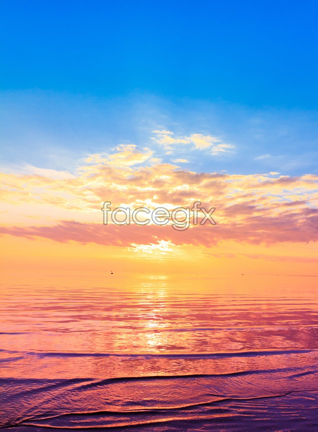 Download HD Beach Sunset pictures
