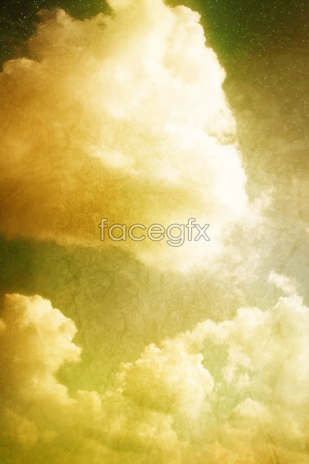 Download HD beautiful cloud pictures