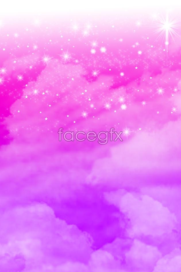 HD cloud backgrounds