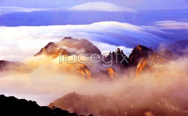 HD mountain landscape pictures