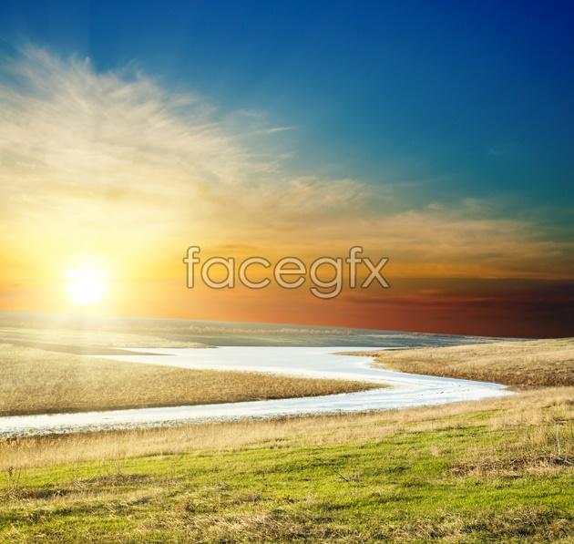 HD picture dawn