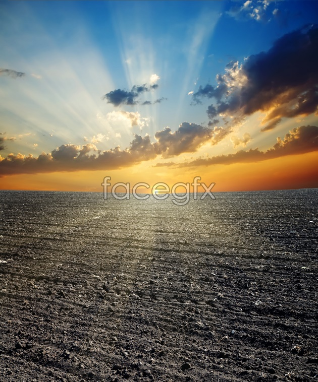 HD sunset background pictures to
