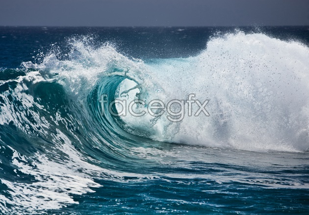 HD waves pictures