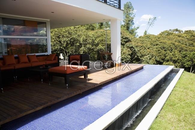Villa exterior picture