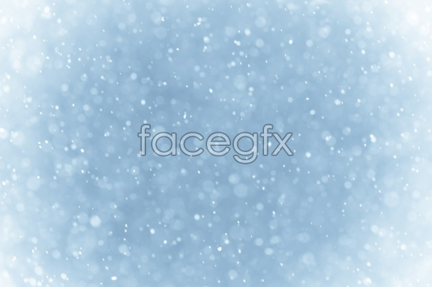 HD snowflakes are dancing pictures