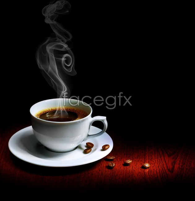 HD coffee picture