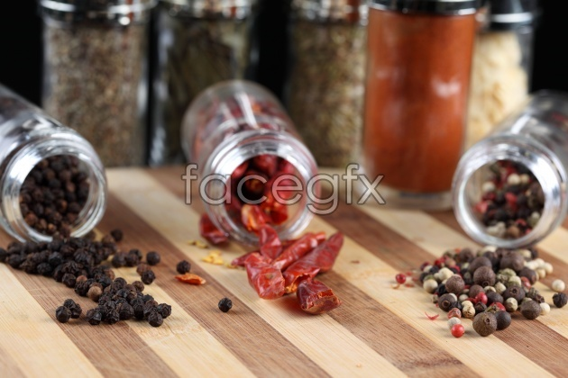 HD cereal grains picture