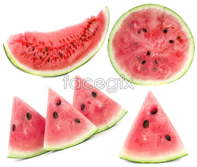 HD pictures of sweet watermelon