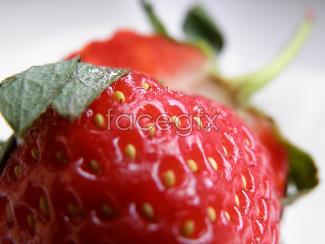 Fruit strawberry picture