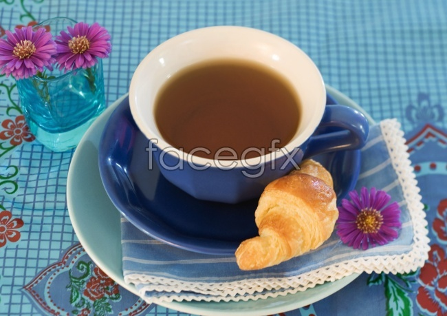 HD afternoon tea snacks picture