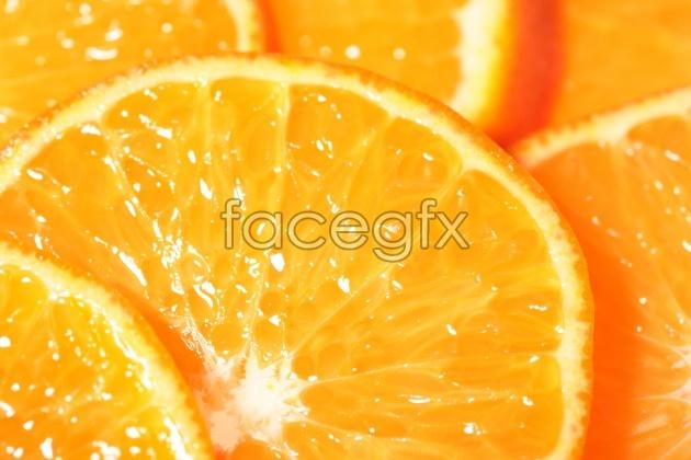 HD yellow orange picture