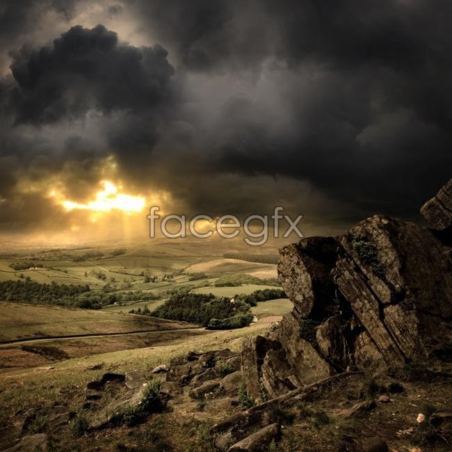 Nature scenery picture