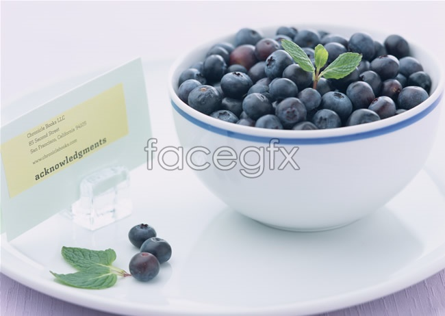 Blueberry HD fruit pictures