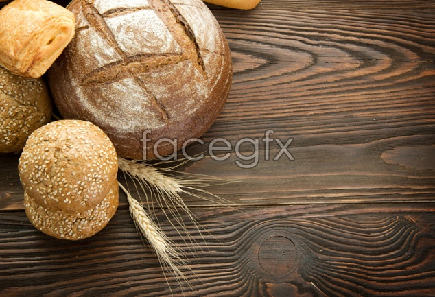 HD top bread pictures