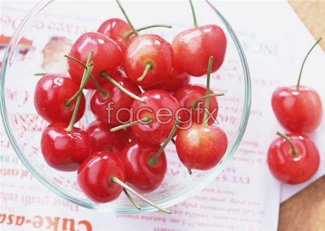 Cherry fruit pictures