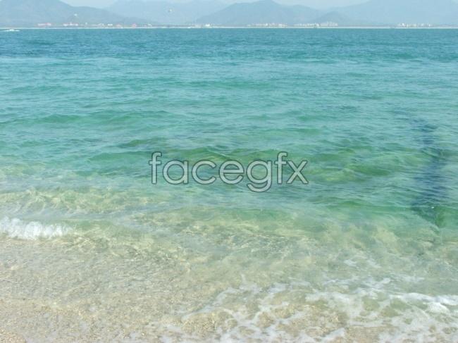 Haitian Beach desktop wallpaper