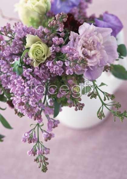 Thousand flower 305