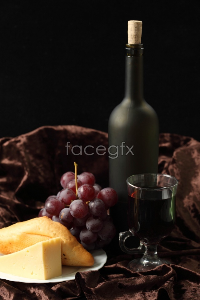Western wine picture