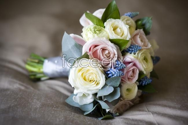 A bouquet of flower bouquet picture