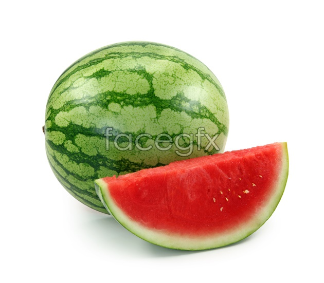 Summer watermelon HD picture