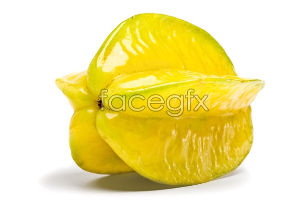 Carambola fruit material picture