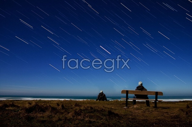 HD meteor shower pictures