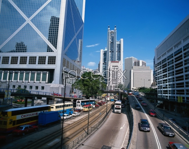 Hong Kong City pictures