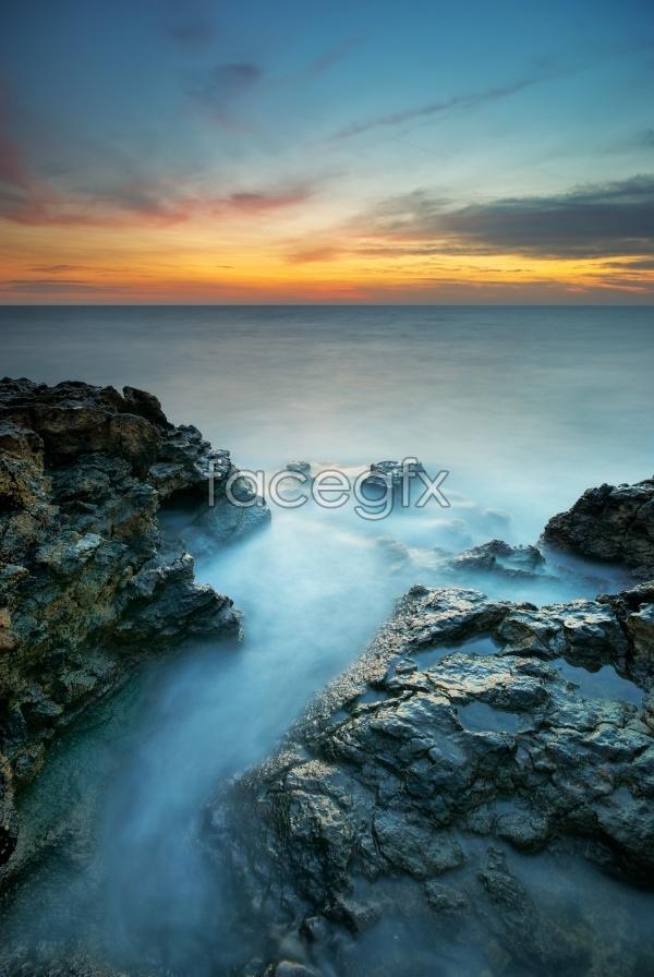 Sky HD beach picture