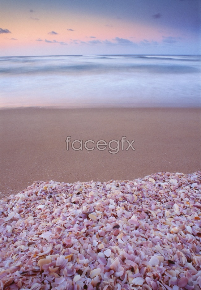 Beautiful seaside HD Photo