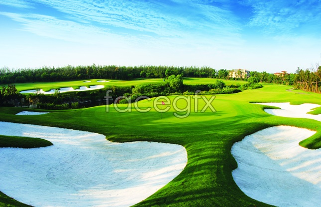 Golf course pictures