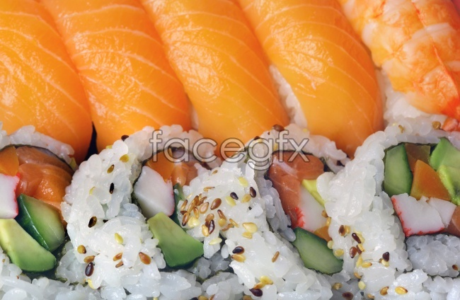 HD Japan sushi pictures