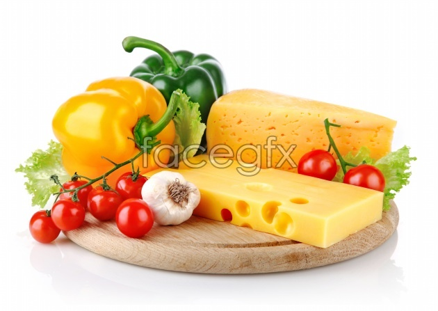 Cheese ingredients HD picture