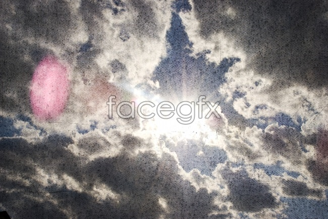 Sky clouds picture