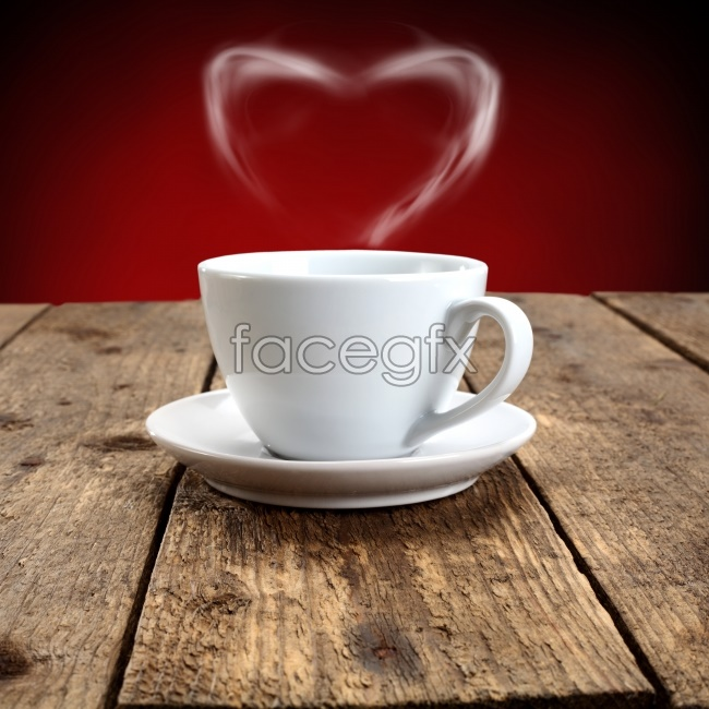 Bubbles coffee cup high definition pictures