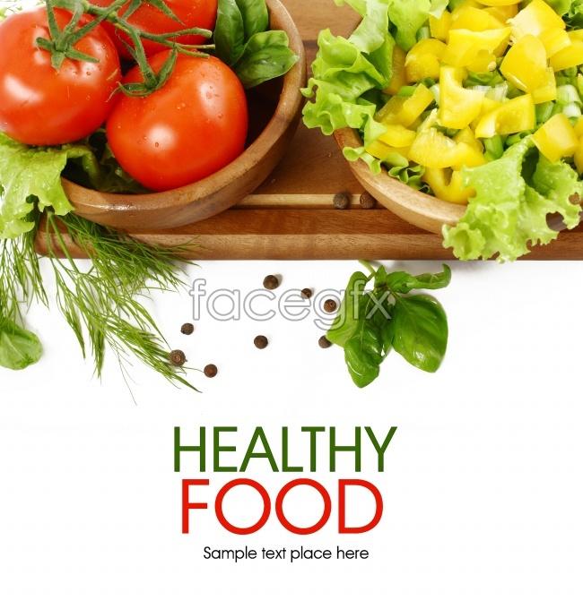 Cuisine ingredients picture
